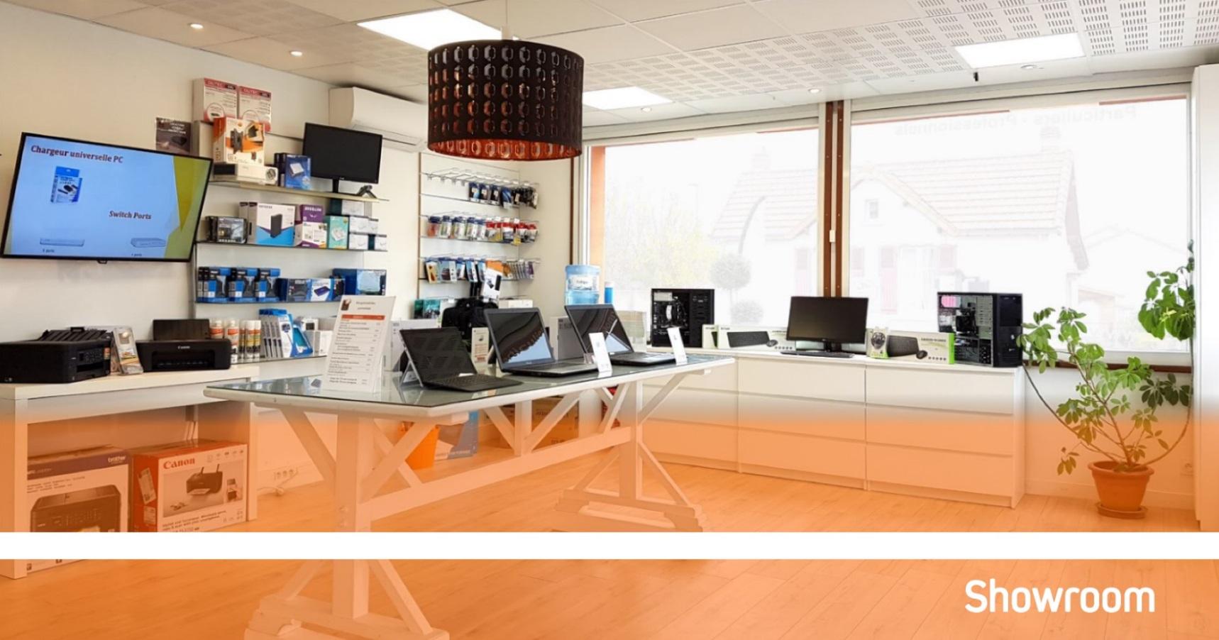 magasin A2DF Informatique Le Pallet 44